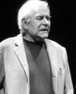 Bruno Garilli, fondatore del Teatro Minimo di Mantova