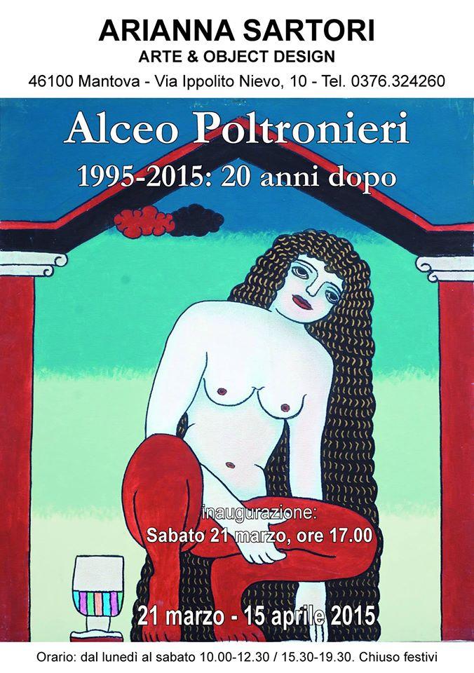 Alceo Poltronieri 1995-2015