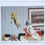 Alceo Poltronieri - collage