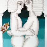 L'arte di Alceo Poltronieri: La collezione degli eredi